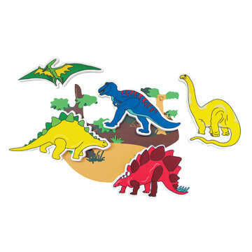 Magic Creation - Dinosaurs